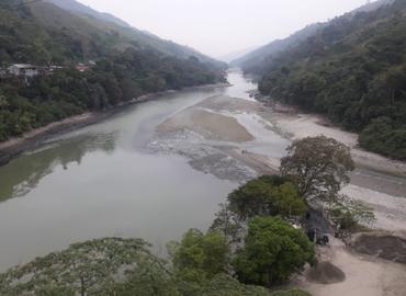 Columna rio cauca tras hidroituango rcn 0