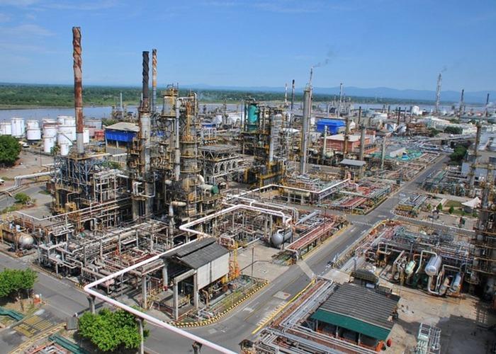 Documento refiner%c3%ada barrancaii